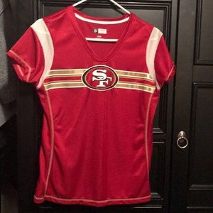 Like new 49ers shirt sz M